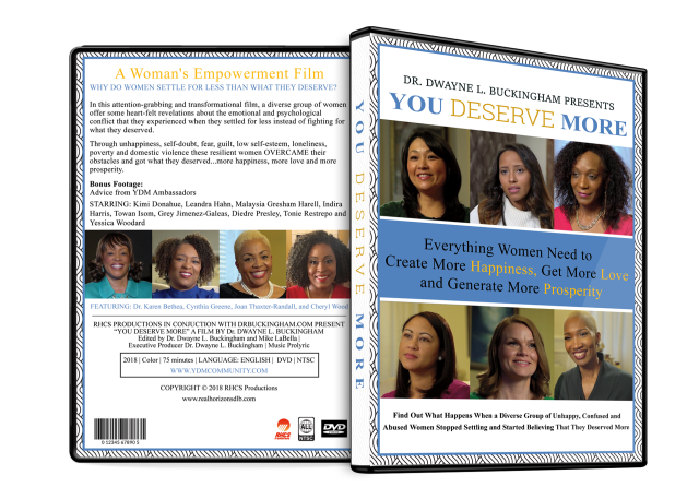 You Deserve More: Everything Women Need to Create More Happiness, Get More Love & Generate More Prosperity